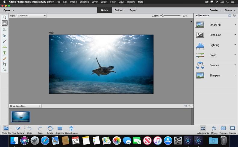 Adobe Photo Editors